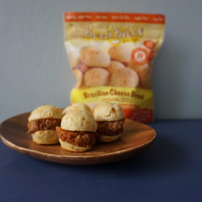 Easy Dinner Recipes for Kids: Vegetable Loaded Sloppy Joe Minis